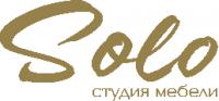 Логотип студии мебели Соло