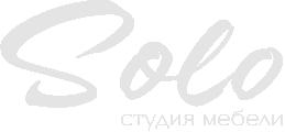 Светлое лого Соло мебель